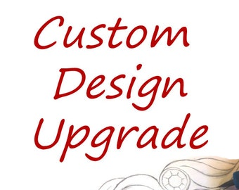 Custom Design Upgrade for Rickson Jewellery Pieces