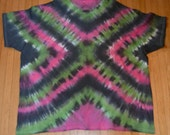 Tie Dye T Shirt - Adult Size 3XL