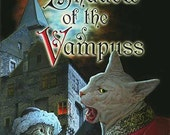 Shadow of the Vampuss graphic novel