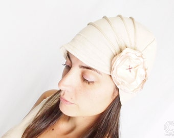 Fashion handmade hats, accessories for woman, woman beige hat, winter fashion hat, summer fashion hat, gift for her, beanie, woman cap, hats