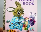 1976 NOS The Bunny Book by Patsy Scarry Illustrated by Richard Scarry A Little Golden Book