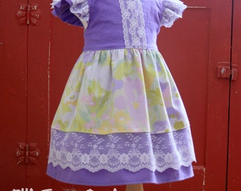 Wildflowers Bay Dress Ready to Ship RTS Size 3T  ON SALE