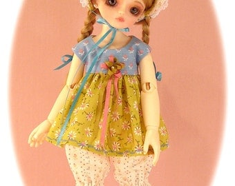 PDF pattern 38 - Hugs and Kisses for BJD tinies 25cm, 28cm Fairyland, Dollzone, Creedy, Leeke, Kaye Wiggs