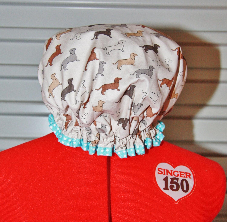 Vintage Shower Cap 90