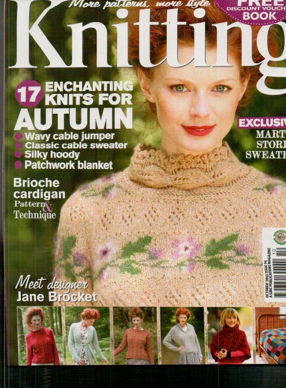 Knitting Magazine Issue 94 October 2011
