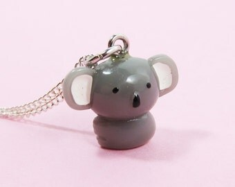 Cute Koala Necklace  (R3C)