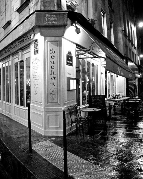 "Paris Photography, ""Bouchon"" Paris Print Extra Large Wall Art Prints, Paris Wall Decor"