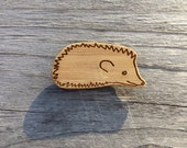 Tiny Bamboo Critter Magnet - Hedgehog Whale