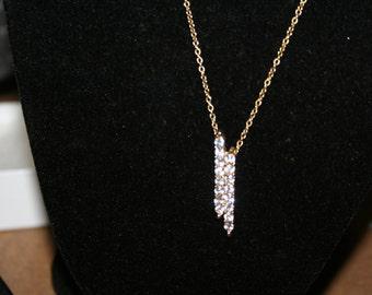 Lighting Bolt Necklace
