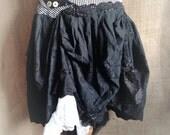 Magpie skirt