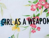 Girl As A Weapon patch