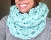 Wintergreen Cowl Scarf