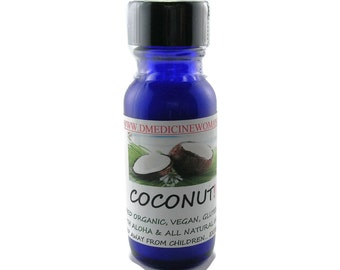 Hawaiian Coconut  Hawaii Aromatherapy natural ready to wear oil blends handmade from essential oil
