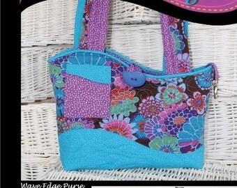 Still Waving Bag Pattern