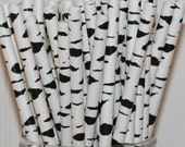 Paper Straws, 25 Birch Bark Paper Straws, Woodland Party Straw, Camping Party Straws, Jungle Safari Party Straws, Birthday Party Straws