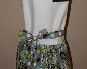 Sister Missionary Apron **Private Listing for Andrea King**