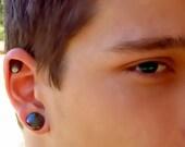 Pair of 12mm Keloid Compression Pressure Magnetic Earrings