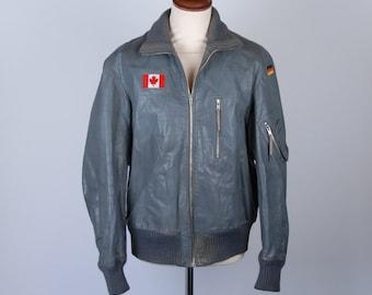 German Bomber Jacket - Pl Jackets