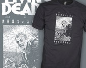 Night of the Living Dead Movie Shirt - Zombie Apocalypse Shirt - George Romero Horror T-Shirt - FREE SHIPPING