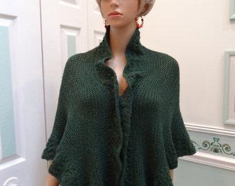 Knitting Pattern For Kate Middleton s Shawl : Popular items for garter stitch on Etsy