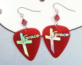 Christian Gifts - Grace - Amazing Grace - Christian earrings