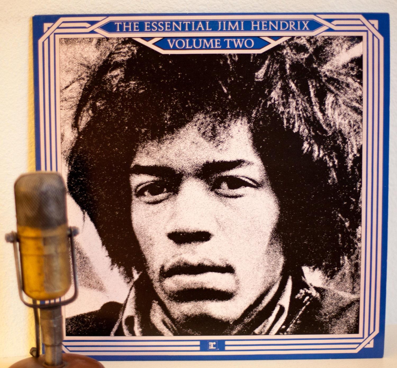 jimi hendrix vinyl record album 1960s classic rock guitar. Black Bedroom Furniture Sets. Home Design Ideas