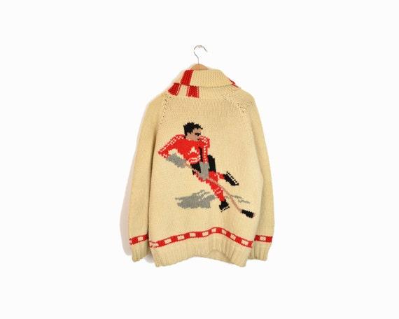Vintage Hockey Sweater 65