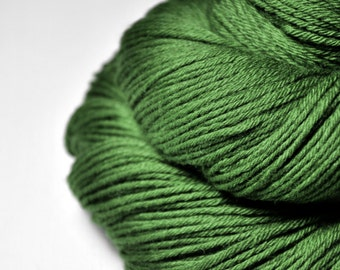 St. Patrick's day parade gone awry - Merino Sport Yarn Machine Washable