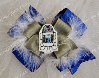Star Wars Bow, Star Wars Birthday, R2D2 Bow, Star Wars Baby, R2D2 Costume, Darth Vader Dress, Star Wars, R2D2 shirt, R2d2 Star Wars, Droid