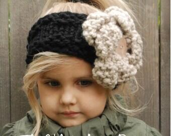 Knitting PATTERN - Biyanca Warmer (Toddler, Child, and Adult sizes)