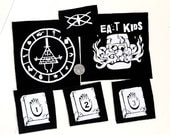 Gravity Falls Patches