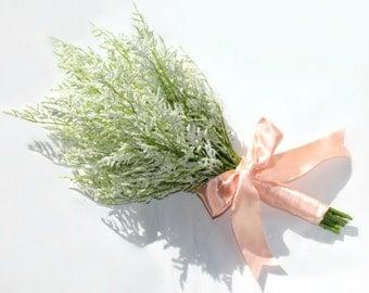 White Astilbe Bouquet