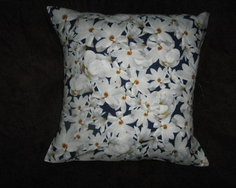 """MAGNOLIA PILLLOW COVER For a 16"""" Insert"""
