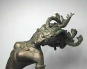 Medusa Statue