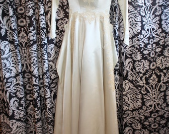 1930's Evelyn Wedding Gown  Item #190-WG