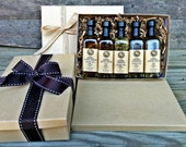 Olive Oil and Balsamic Vinegar Italian Sampler Set