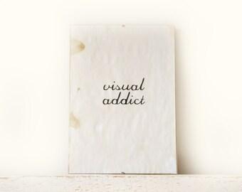 Wall Decor, Poster, Sign - visual addict