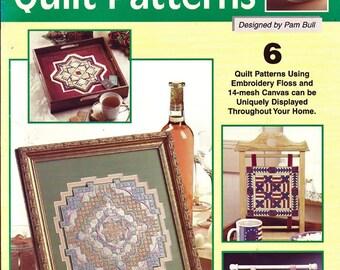 Granny's Quilt Patterns Plastic Canvas Pattern The Needlecraft Shop 843331