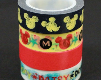 Mickey Mouse Washi Tape *SALE*