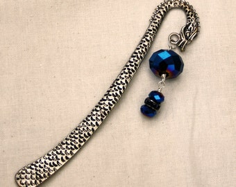 Blue Dragon Bookmark