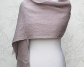 Soft Mohair Scarf, Faux Mohair Wrap, Long Woven Shawl, Fringed Rectangular Shawl, Wide Mohair Scarf, Grey, Lilac,Natural Woven Fringed Stole