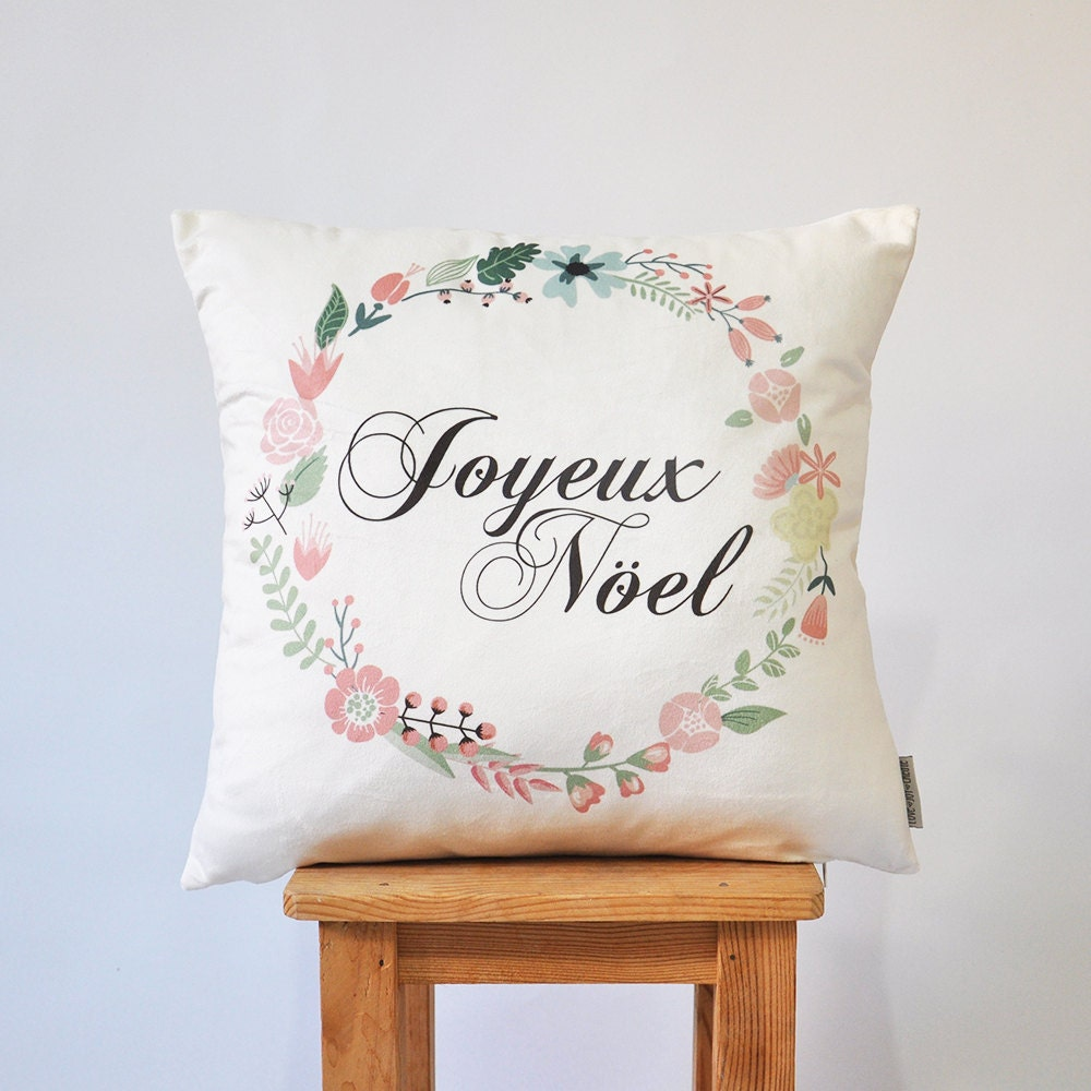 Throw Pillows Nairobi : NEW Christmas Pillow Decorative Pillows Nursery by LoveJoyCreate