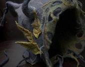 goblin hood - made to order