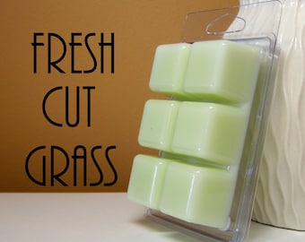 Fresh Cut Grass Scented Wax Tarts