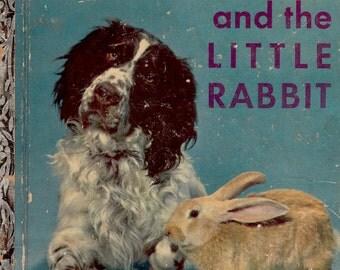 Laddie and the Little Rabbit by Bill Gottlieb (Golden Book)