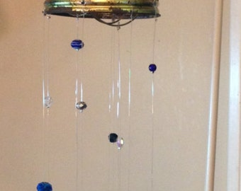 Country Rain Wind Chime