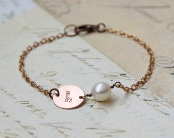 Giraffe Bracelet Animal Jewelry Gold Chain Single Pearl Bracelet