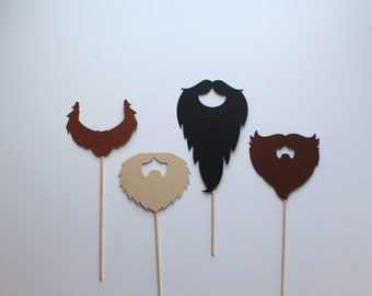 Beard Photo Booth Props These man photobooth prop accessories make a great addition to any photo booth.