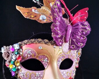 Bejewelled Papillon!