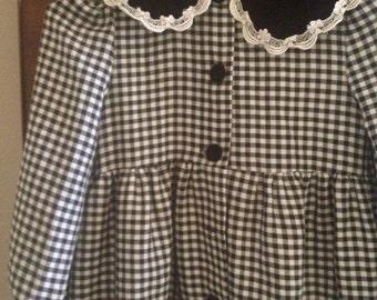 Vintage Children's petticoat, Vintage children's coat, Matilda